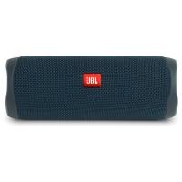 Купить Портативная акустика JBL Flip 5 Blue (JBLFLIP5BLU) - JBLFLIP5BLU