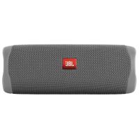 Купить Портативная акустика JBL Flip 5 Grey (JBLFLIP5GRY) - JBLFLIP5GRY