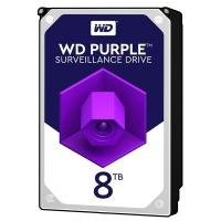 Купить Жесткий диск WD 8TB 7200rpm 256Mb SATAIII WD82PURZ - WD82PURZ