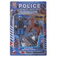 Купить Конструктор Space Baby Police фигурка и аксессуары 3 вида - SB1012