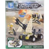Купить Конструктор MINDBOX THUNDER RAIDERS в ассорт. - K30A
