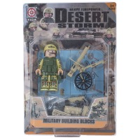 Купить Конструктор Space Baby Desert Storm2 фигурка и аксессуары 6 видов - SB1021