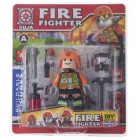 Купить Конструктор Space Baby Fire фигурка и аксессуары 6 видов - SB1032