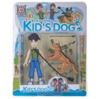 Купить Конструктор Space Baby Kid's Dog фигурка с собакой и аксессуары 6 видов - SB1060
