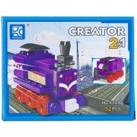 Купить Конструктор MINDBOX Creator Train 2in1 в ассорт. - K33A
