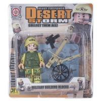 Купить Конструктор Space Baby Desert Storm фигурка и аксессуары 6 видов - SB1020