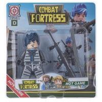 Купить Конструктор Space Baby Combat Fortress фигурка и аксессуары 6 видов - SB1000