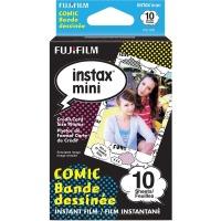 Купить Кассеты FUJI Colorfilm Instax Mini COMIC WW 1 - 16404208