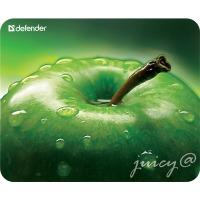 Купить Коврик для мышки DEFENDER (50412)Juicy sticker пластиковый - 50412