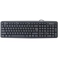 Купить Клавиатура DEFENDER (45522)Element HB-520 USB B черная - 45522