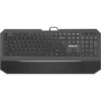 Купить Клавиатура DEFENDER (45602)Oscar SM-600 Pro черная - 45602
