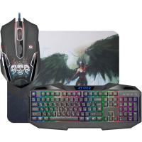Купить Клавиатура DEFENDER (52018)Reaper MKP-018 RU - 52018