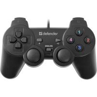 Купить Игр.манипулятор DEFENDER (64247)Omega геймпад USB - 64247