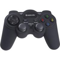 Купить Игр.манипулятор DEFENDER (64251)GAME RACER TURBO аналоговый - 64251