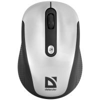 Купить Мышь DEFENDER (52125)Optimum MS-125 Wireless gray - 52125