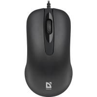 Купить Мышь DEFENDER (52230)Classic MB-230 чёрный,3кнопки,1000dpi, - 52230
