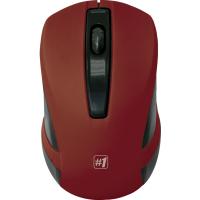 Купить Мышь DEFENDER (52605)#1 MM-605 Wireless красная - 52605