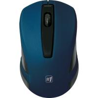 Купить Мышь DEFENDER (52606)#1 MM-605 Wireless синяя - 52606