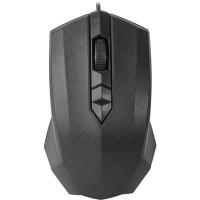 Купить Мышь DEFENDER (52751) MB-751 чёрный3 кнопки,1000 dpi - 52751