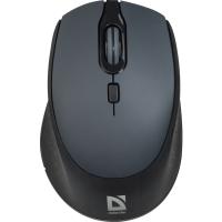 Купить Мышь DEFENDER (52795)Genesis MB-795 черный,4 кнопки, 1200-2400 - 52795