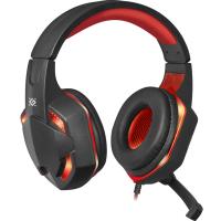Купить Гарнитура IT DEFENDER (64037)Warhead G-370 2,5м черно красный - 64037
