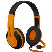 Купить Гарнитура IT DEFENDER (64099)Warhead G-120 2m чорный+оранженвый - 64099