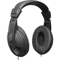 Купить Наушники DEFENDER (63751)HN-751 black volume control cable 2m - 63751