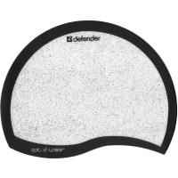Купить Коврик для мышки DEFENDER Ergo opti-laser Black пластиковый (черный) - 50511