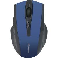 Купить Мышь DEFENDER (52667)Accura MM-665 Wireless синий - 52667