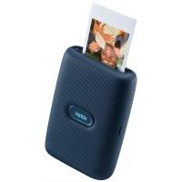 Купить Фотокамера FUJI Instax LINK DARK DENIM EX D Лазерный деним - 16640668