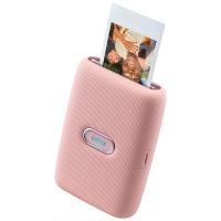 Купить Фотокамера FUJI Instax LINK DUSKY PINK EX D Лазерный Розовый - 16640670