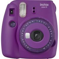 Купить Фотокамера FUJI Instax Mini 9 CAMERA SMO CLEAR PURPLE EXD ФИОЛЕТОВЫЙ - 16632922