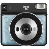 Купить Фотокамера FUJI Instax SQUARE SQ 6 AQUA BLUE EX D Голубой - 16608646