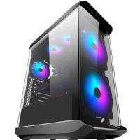 Купить Комп.корпус 1STPLAYER X8 RGB LED Black без БП - X8 RGB LED