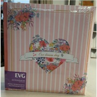 Купить Альбом EVG 10x15x200 BKM46200 Flower heart - BKM46200 Flower heart