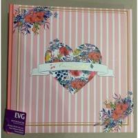 Купить Альбом EVG 20sheet S29x29 Flower heart - 20sheet S29x29 Flower heart