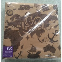 Купить Альбом EVG 30sheet T29x29 Old map - 30sheet T29x29 Old map