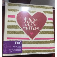 Купить Альбом EVG 10x15x200 BKM46200 Million - BKM46200 Million