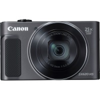 Купить Цифровая камера CANON Powershot SX620 HS Black - 1072C014AA
