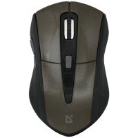 Купить Мышь DEFENDER (52968)Accura MM-965 Wireless коричневый - 52968