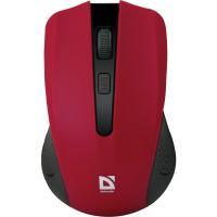 Купить Мышь DEFENDER (52937)Accura MM-935 Wireless красный - 52937