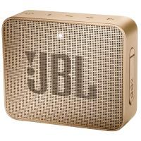 Купить Портативная акустика JBL GO 2 Champagne (JBLGO2CHAMPAGNE) - JBLGO2CHAMPAGNE