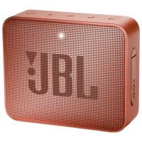 Купить Портативная акустика JBL GO 2 Cinnamon (JBLGO2CINNAMON) - JBLGO2CINNAMON