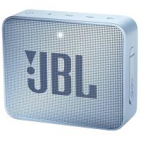 Купить Портативная акустика JBL GO 2 Cyan (JBLGO2CYAN) - JBLGO2CYAN