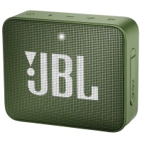 Купить Портативная акустика JBL GO 2 Green (JBLGO2GRN) - JBLGO2GRN