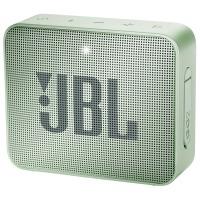 Купить Портативная акустика JBL GO 2 Mint (JBLGO2MINT) - JBLGO2MINT