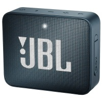 Купить Портативная акустика JBL GO 2 Navy (JBLGO2NAVY) - JBLGO2NAVY