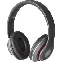 Купить Наушники DEFENDER (63570)FreeMotion B570 серый + красный, Bluetooth - 63570