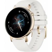 Купить Смарт часы HUAWEI WATCH GT 2 42mm (frosty white) - 55025247