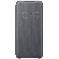 Купить Чехол для сматф. SAMSUNG S20/EF-NG980PJEGRU - LED View Cover (Gray) - EF-NG980PJEGRU